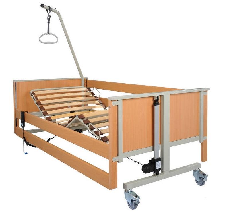 łóżko rehabilitacyjne manualne Poznań
