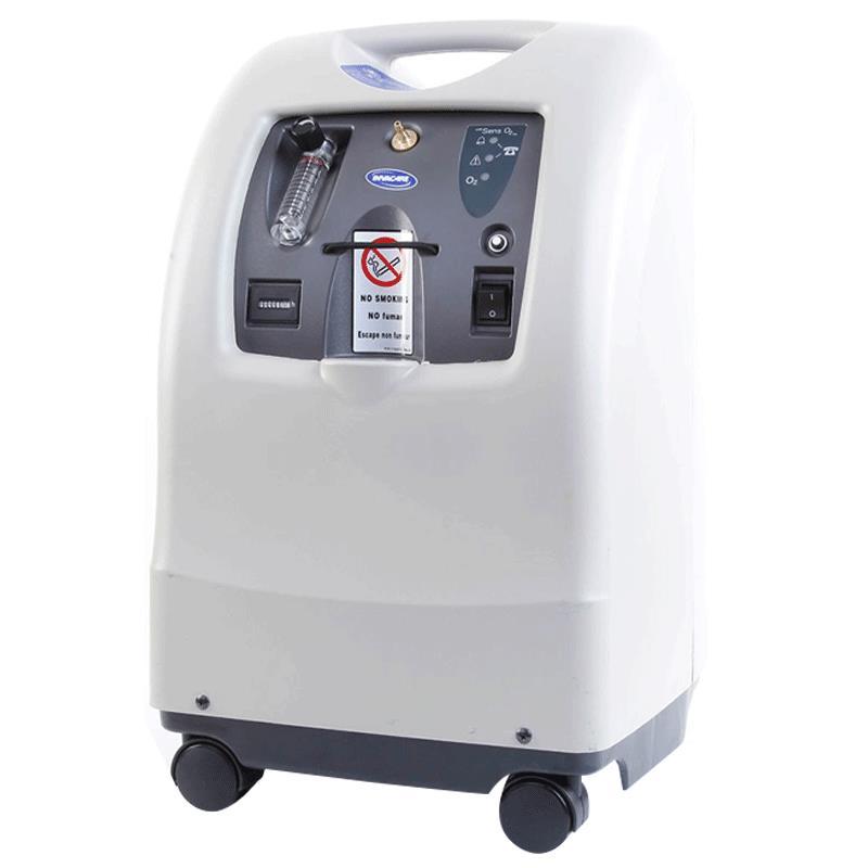 cichy koncentrator tlenu Meta-Med